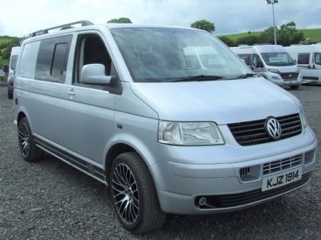 VW Transporter Campervan T28 130 BHP