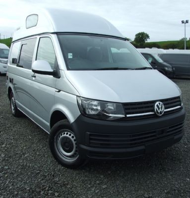 VW Hightop Campervan for Sale - Conversion by Leisuredrive