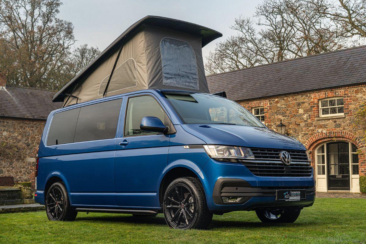 New Volkswagen TCC Evolution