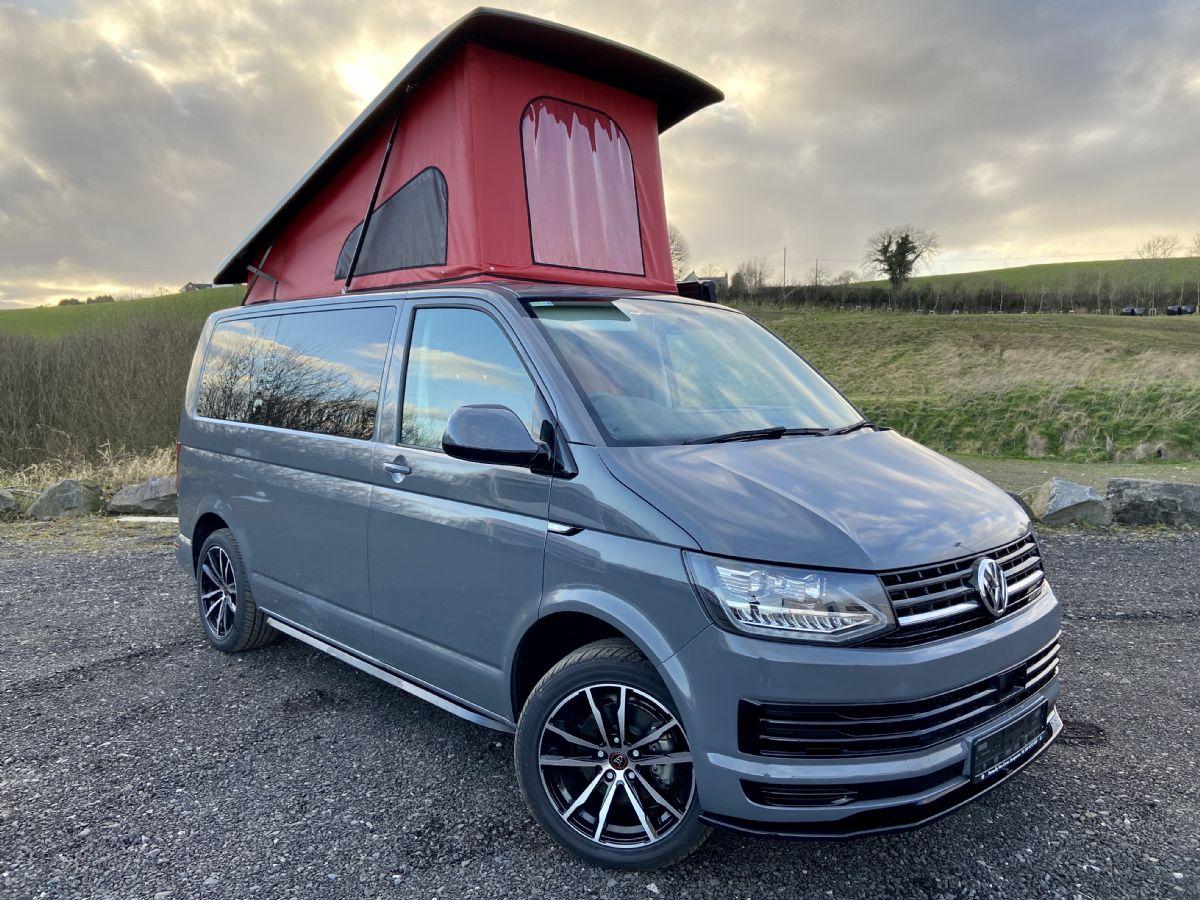 New Volkswagen TCC Evolution - Order now