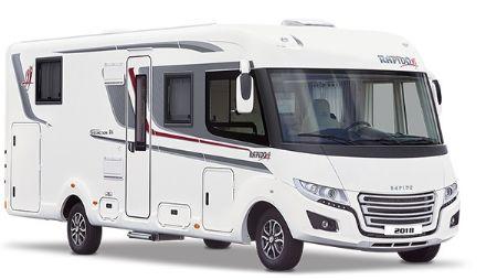 Rapido i96 Distinction 2018 Model