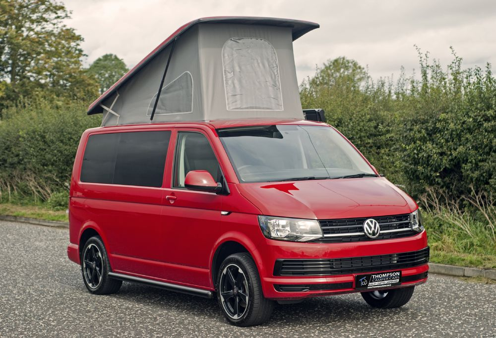 New VW Transporter 84BHP - Awaiting Camper conversion