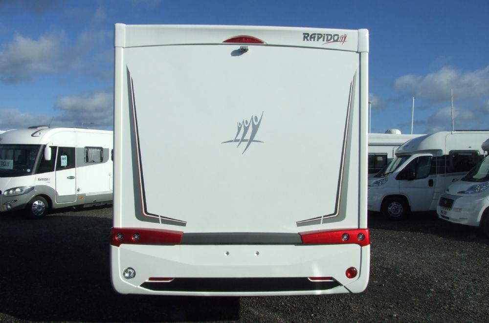 Rapido 850f 2018 Model In Stock And Ready For Delivery