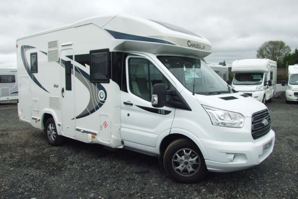 Chausson Flash 610 - Motorhome for Sale