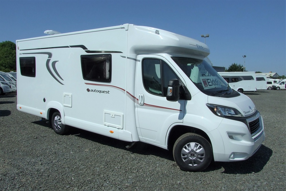 Elddis Autoquest 196 - 6 Berth End Lounge | NOW IN STOCK!!!