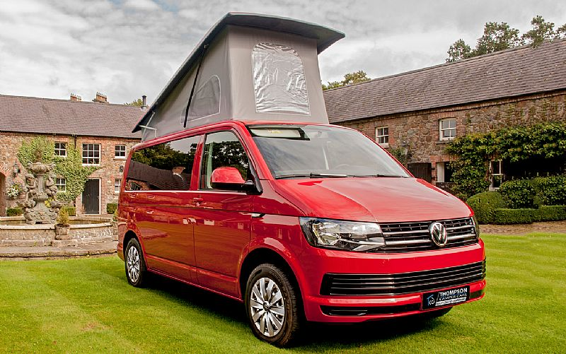 NEW TCC Rambler From £34,995 - Vehicle Featured £35,787 - 4 Berth VW Camper