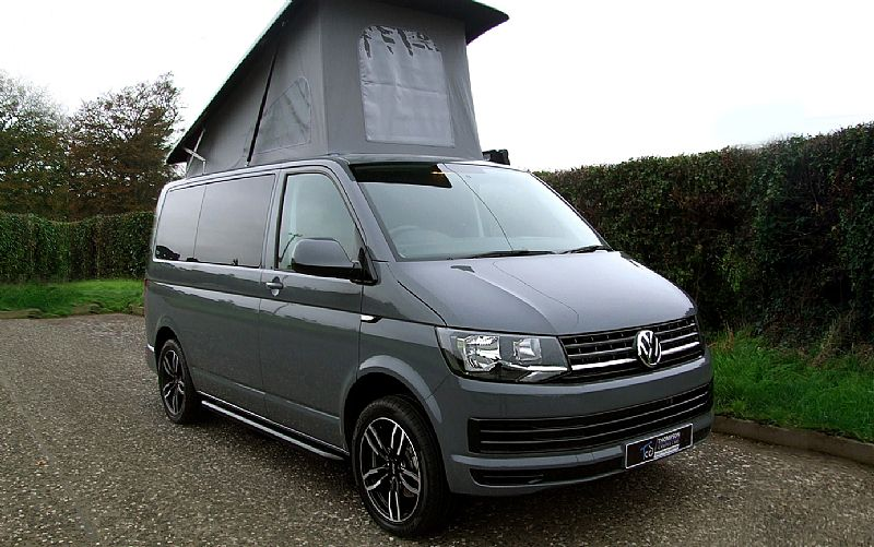 TCC Evolution - New VW T6 Camper From £37,995 Model Featured £40,575