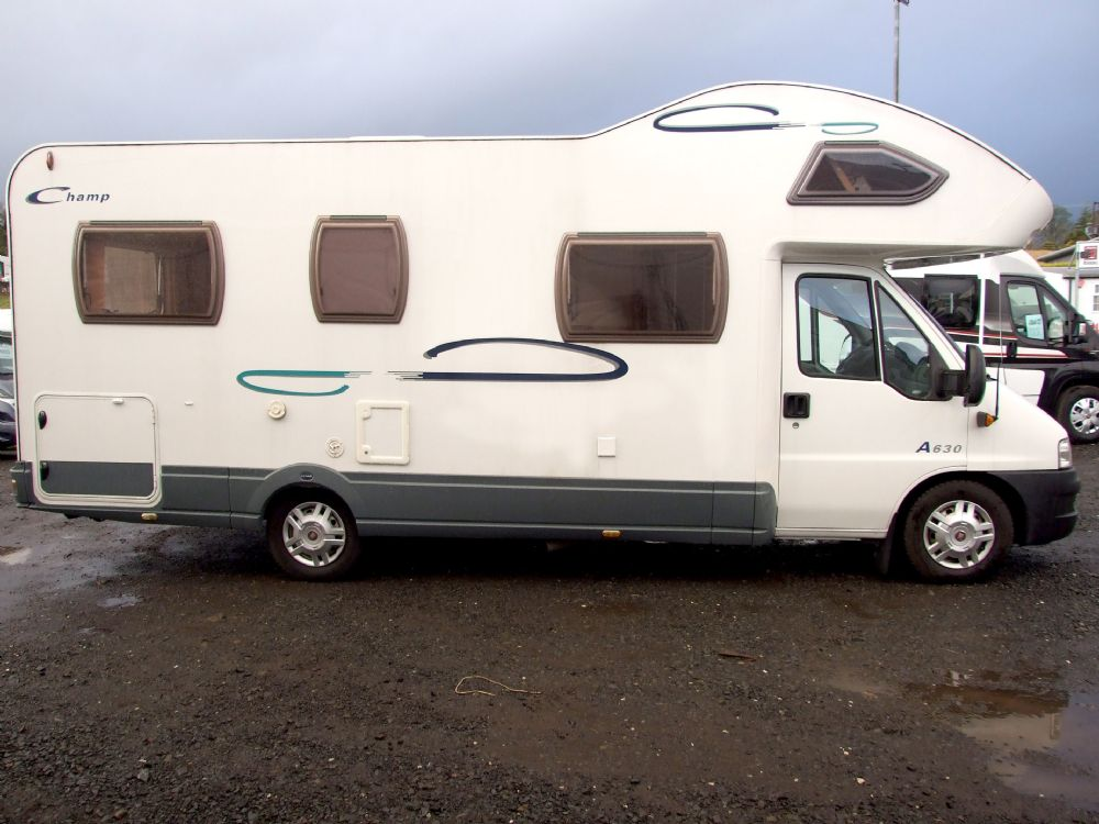 Lunar Champ A630 For Sale At Thompson Leisuire Motorhome