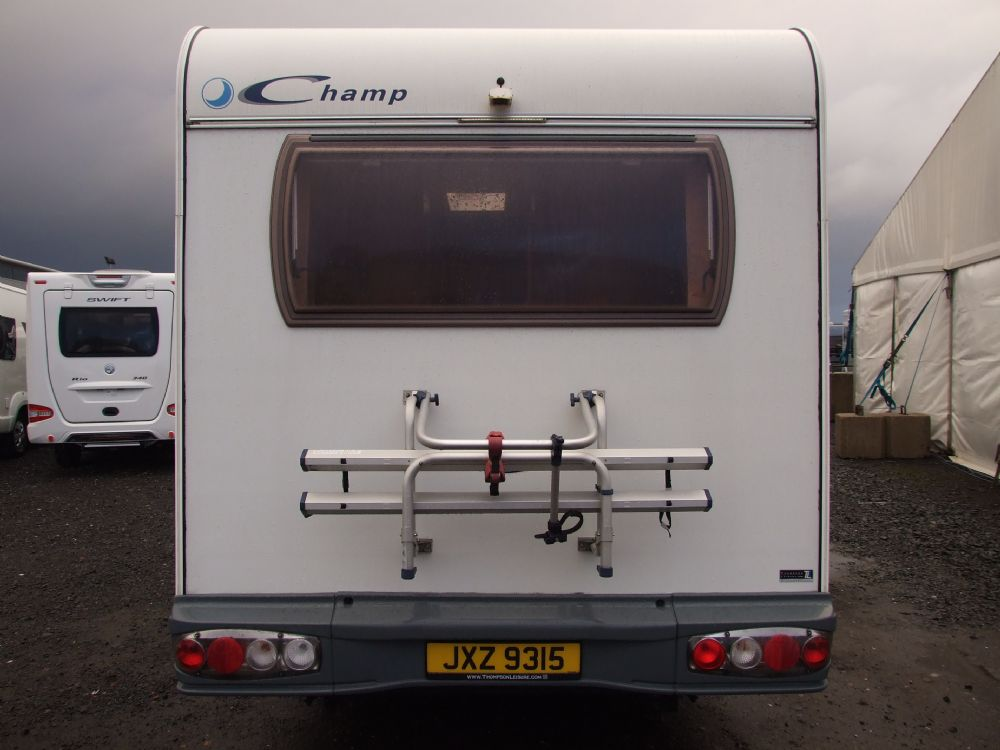 Vw Campervans For Sale >> Lunar Champ A630 for sale at Thompson Leisuire, motorhome sales Northern Ireland
