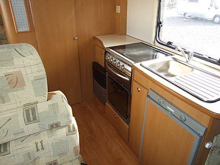 Brilliant CI Carioca 635 | Thompson Leisure | Used Motorhomes | New Motorhomes | Used Cars | Used Caravans