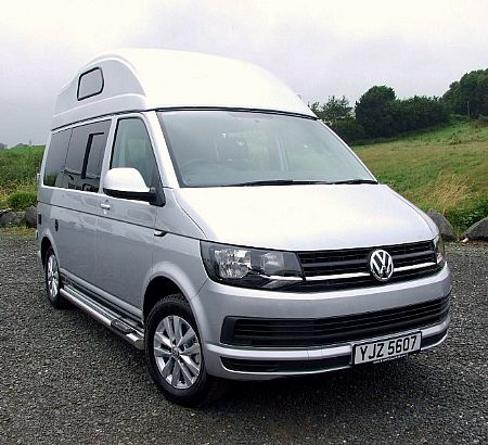 Volkswagen T6 Cosy Camper Manager Special!!!