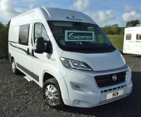 Dreamer D55 Fun - manager SPECIALS!!! Save £4000