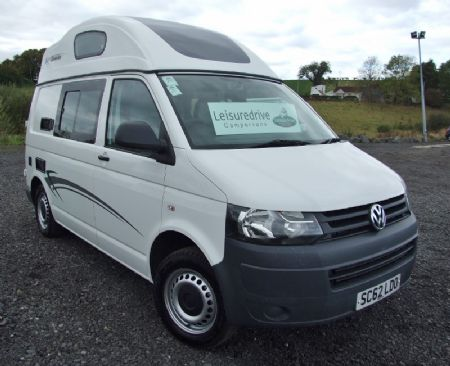 Volkswagen Transporter T5 with Leisuredrive Vivante Conversion