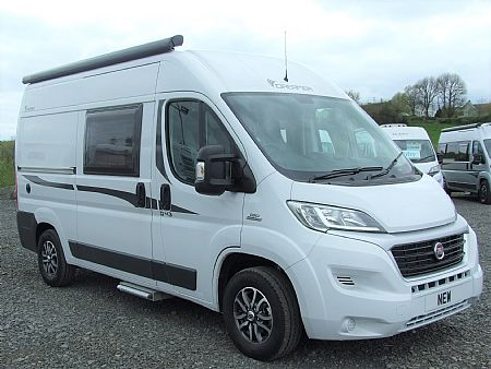 Dreamer D43 Fun - Free Alloys and Awning on all Models to the End of JUNE!!