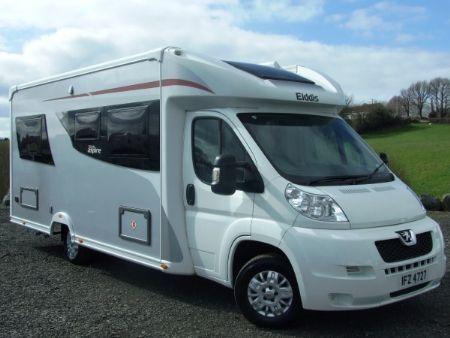 Innovative Elddis Aspire 255 | Thompson Leisure | Used Motorhomes | New Motorhomes | Used Cars | Used Caravans