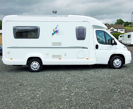 Excellent NO VRT TO PAY!!! Bessacarr E520 Winter Special Save U00a32000!!!   Thompson Leisure   Used ...