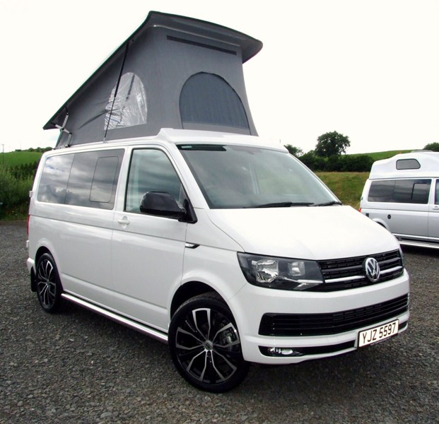 Vw Motorhomes For Sale: New And Used Camper Vans For Sale In Northern Ireland And
