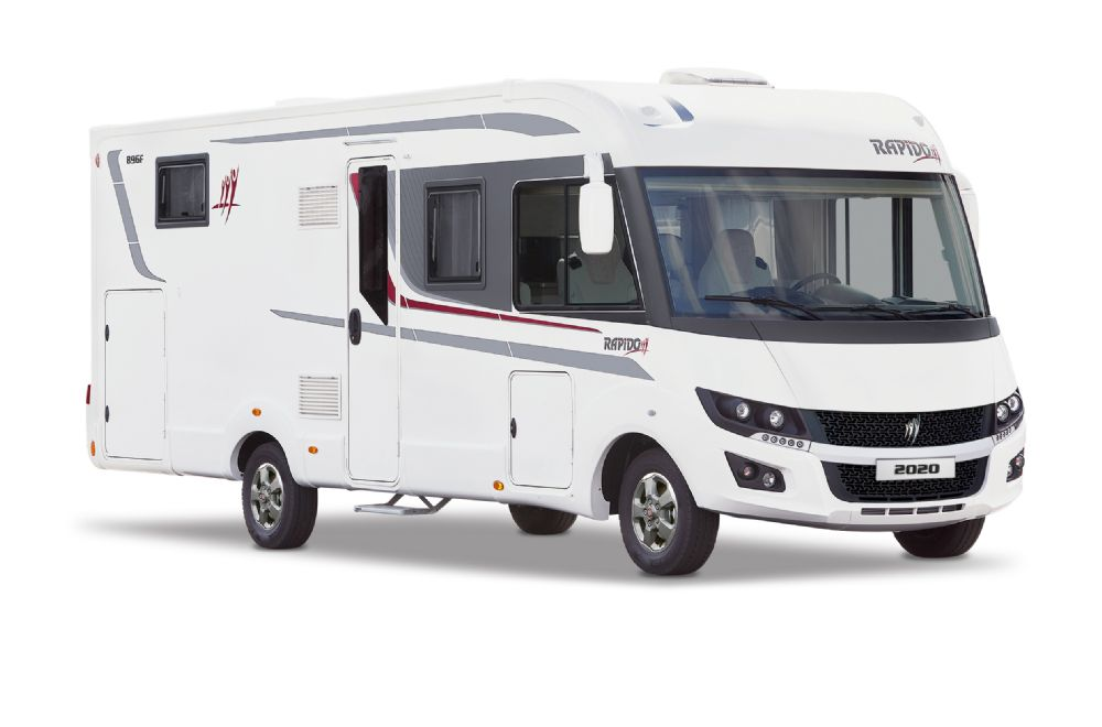 MASSIVE SAVINGS 2020 Rapido 896F, 140 BHP
