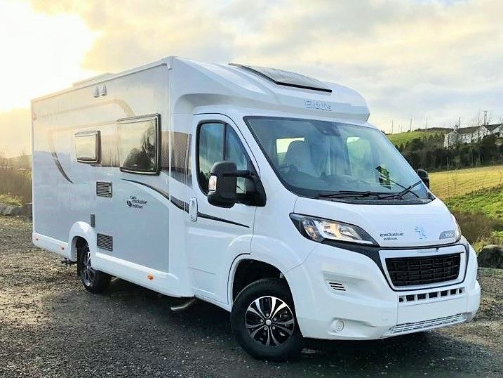 2020 ELDDIS EXCLUSIVE EDITION 155 BY-TLL