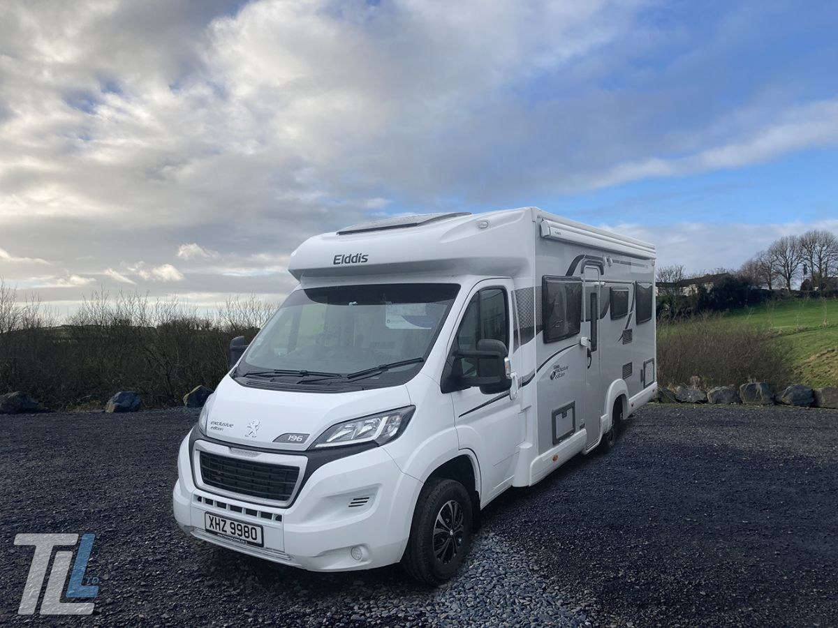 Elddis Exclusive Autoquest 196