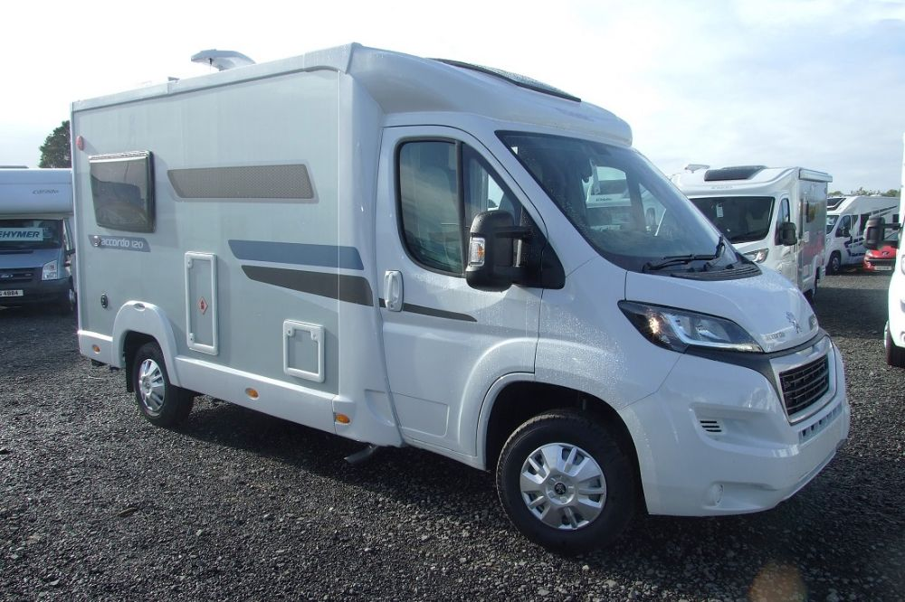 New Elddis Accordo 120 - £2402 WORTH OF ACCESSORIES INCLUDED