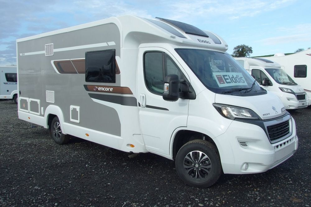 Elddis Encore 254 - £3155 WORTH OF ACCESSORIES INCLUDED