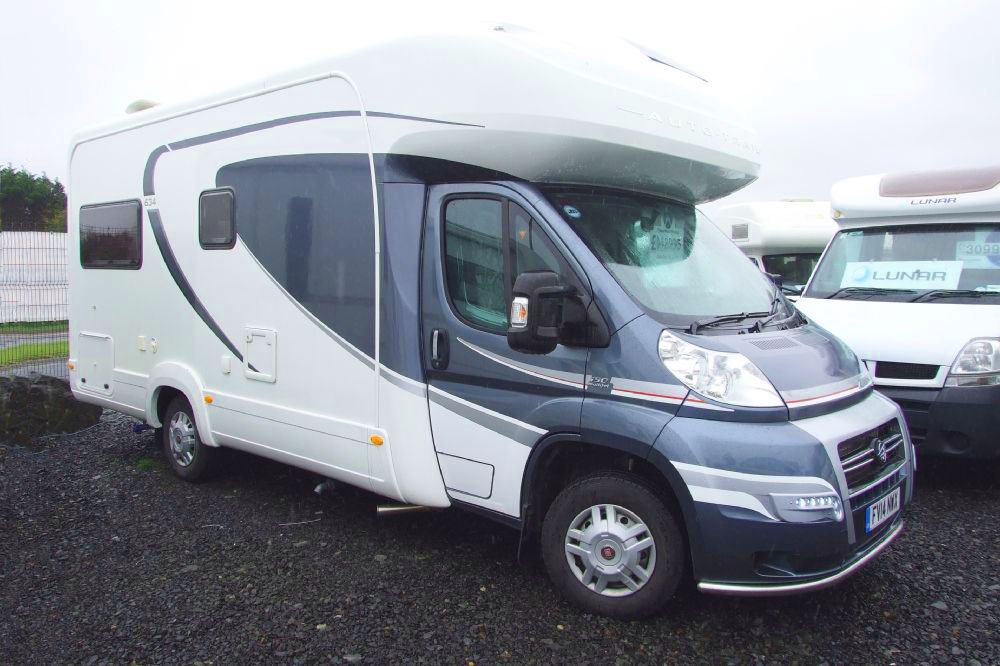 SAVE £3000!!! Auto-Trail Apache 634U - U Shaped Lounge