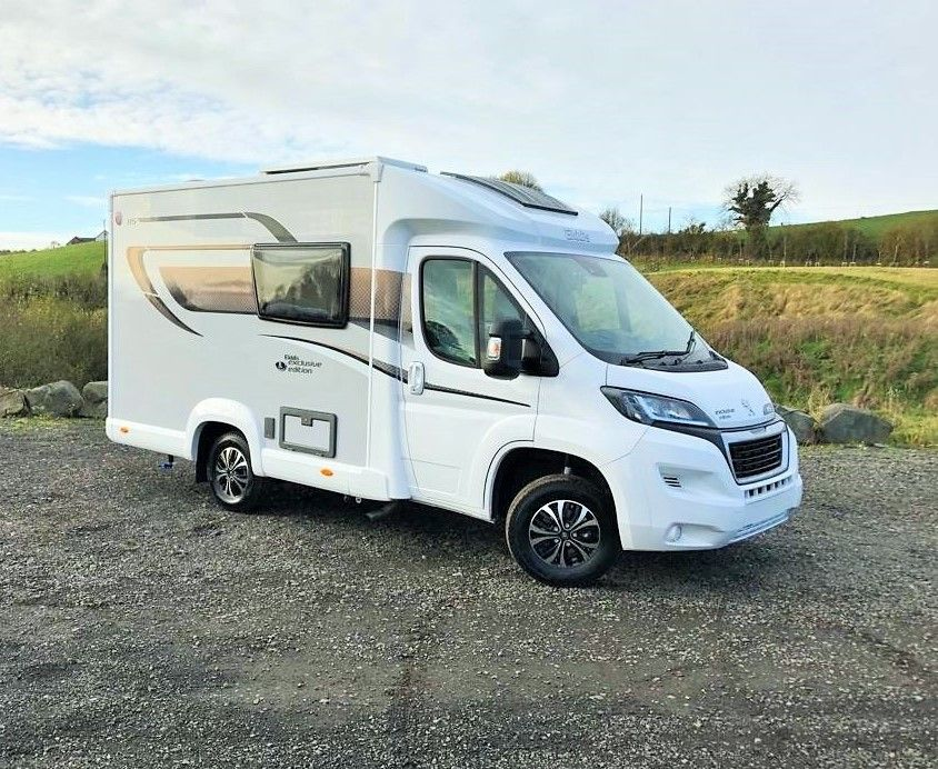 NEW Elddis Autoquest 115 - TLL Exclusive Edition