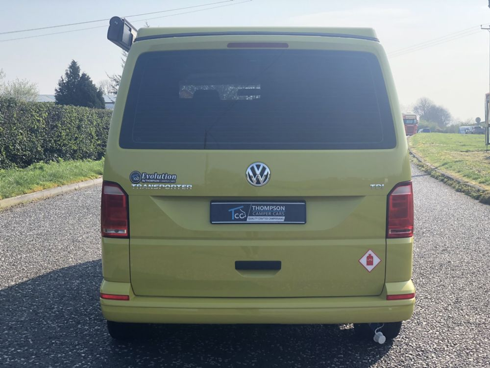 VW Camper Van - Evolution