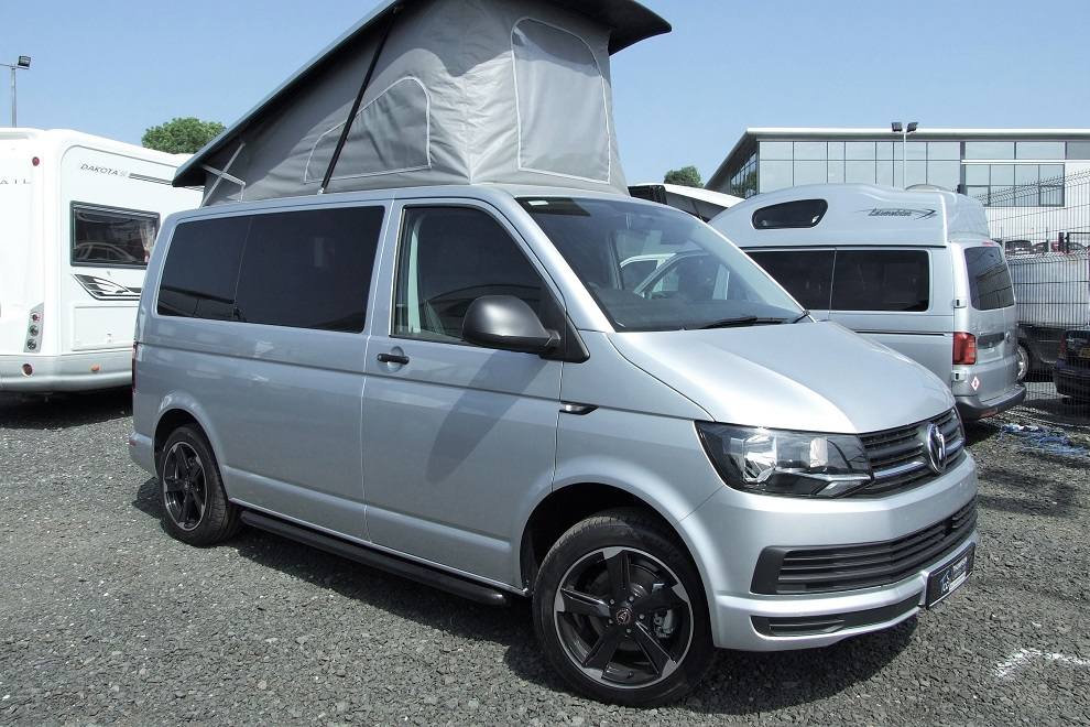 NEW TCC Vogue - VW T6 Campervan