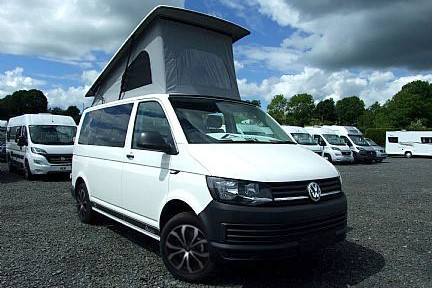 NEW VW Campervan - 4 Berth Autohaus Ashton 94