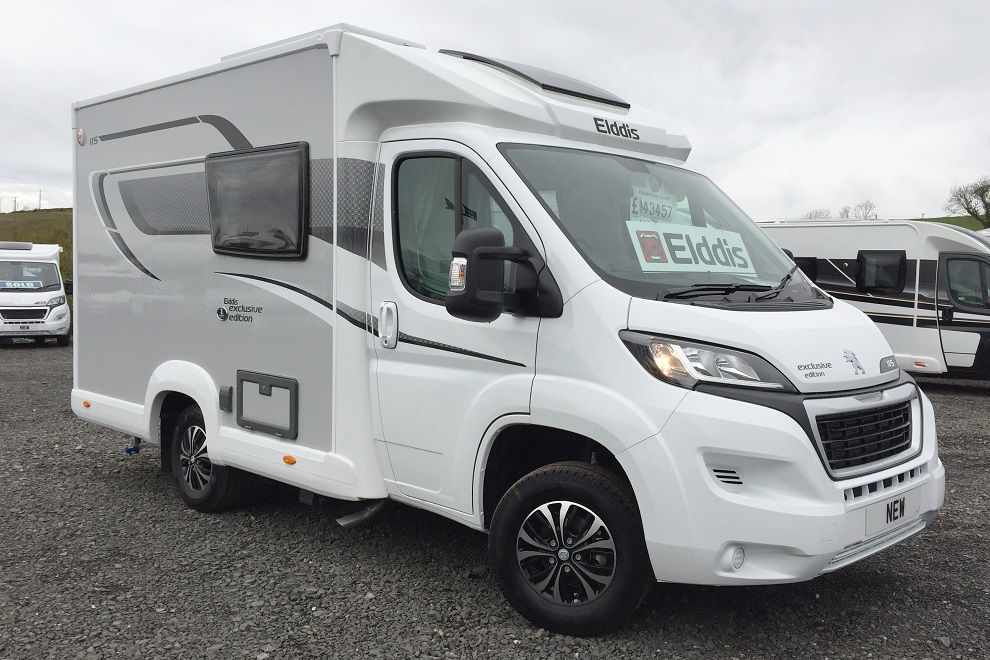 Elddis Autoquest 115 - Exclusive Edition by TLL