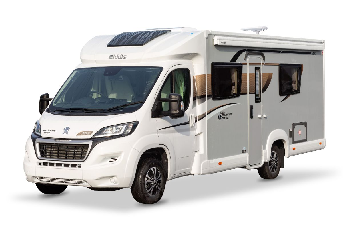 NEW Elddis Autoquest 185 - TLL Exclusive Edition