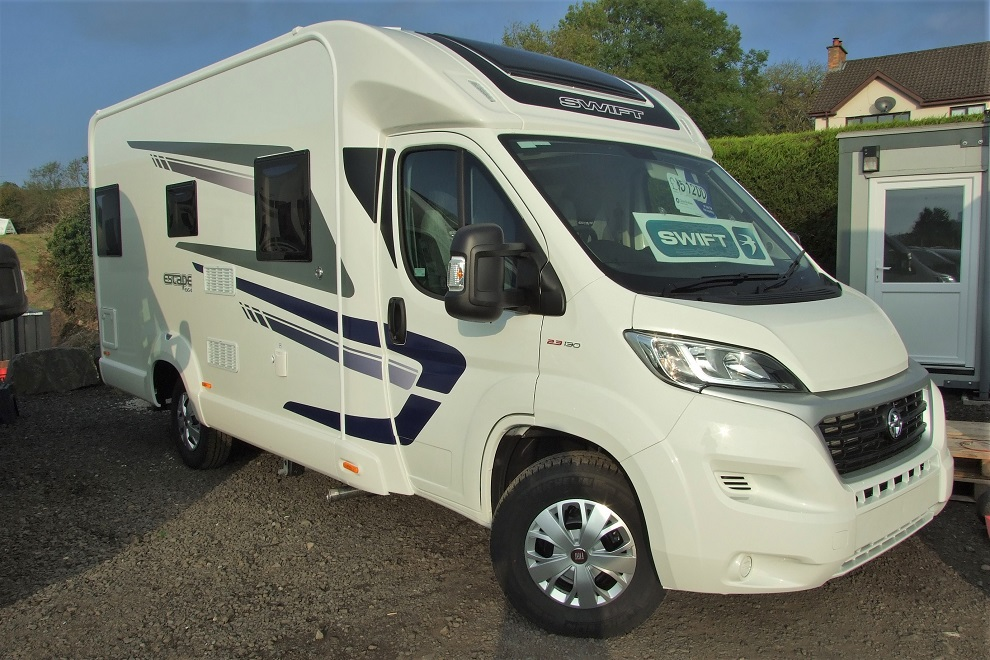 Swift Escape 664 - 2019 Model NOW IN STOCK