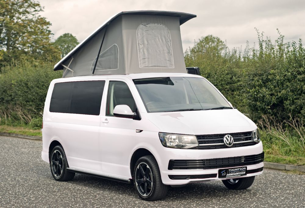 New VW Transporter 102BHP - Awaiting Camper conversion