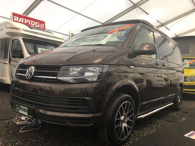 New 2018 VW Camper - TCC Vogue 150BHP Automatic