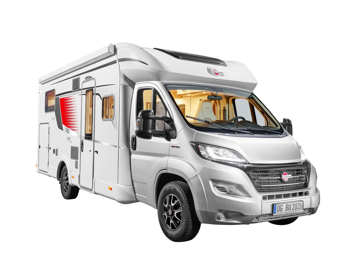 2020 Burstner Lyseo Time 727 G Limited SAVE OVER £4000!!!