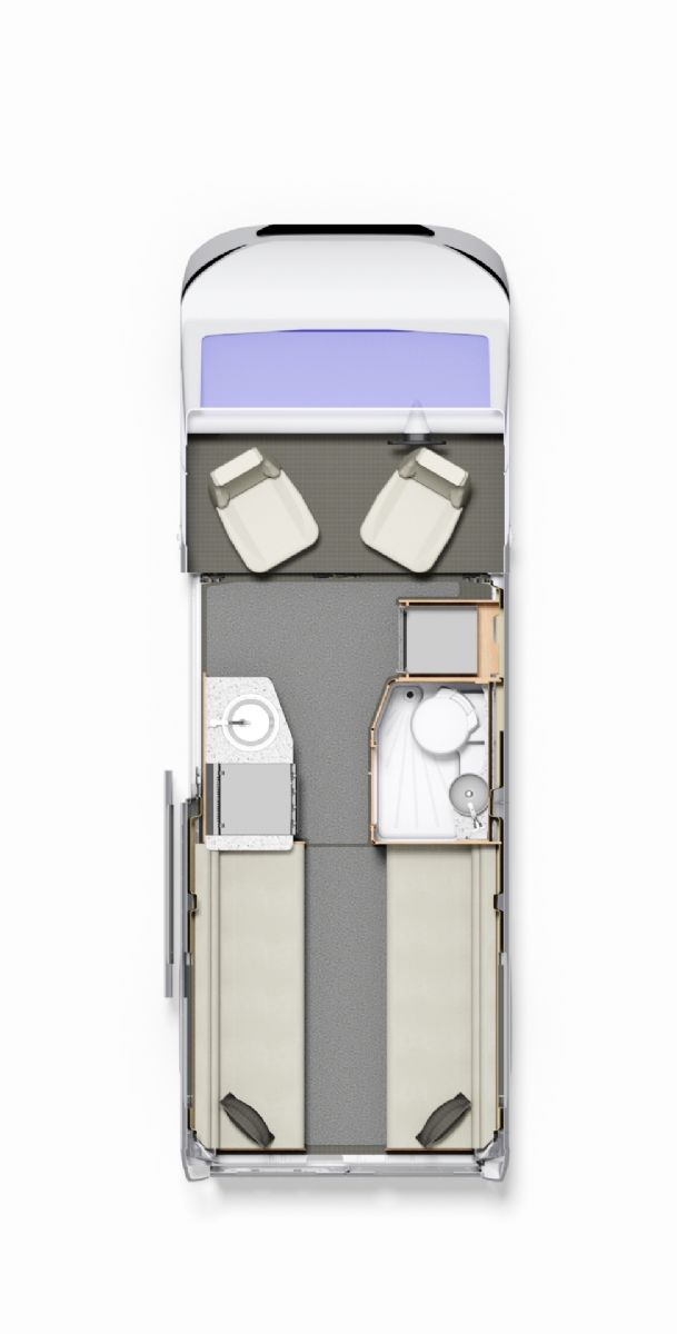 NEW Elddis Autoquest CV20
