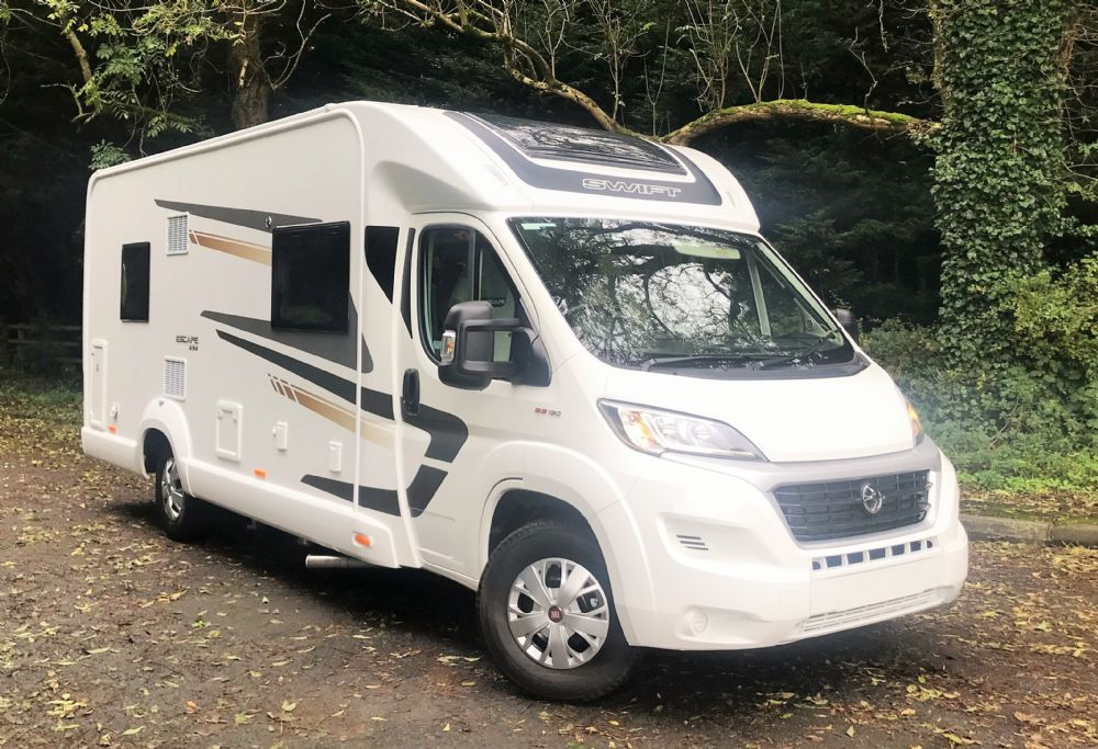 NEW 2020 Swift Escape 694 Island Bed LOW ROAD TAX £265!!!!