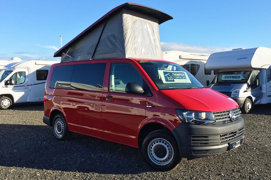 New VW Campervan - TCC Rambler