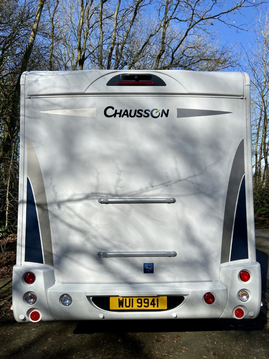 Chausson Welcome VIP 627 GA