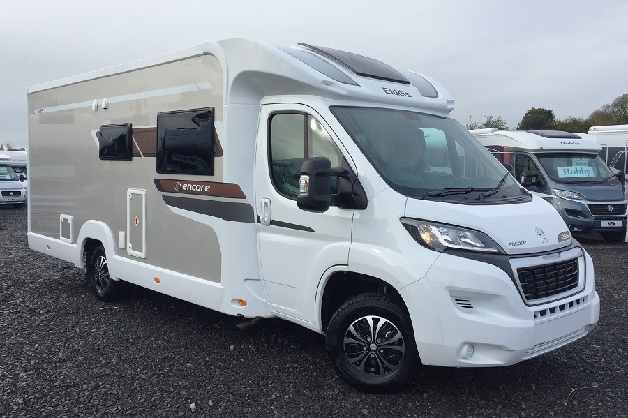 Elddis Encore 255 - £3155 WORTH OF ACCESSORIES INCLUDED