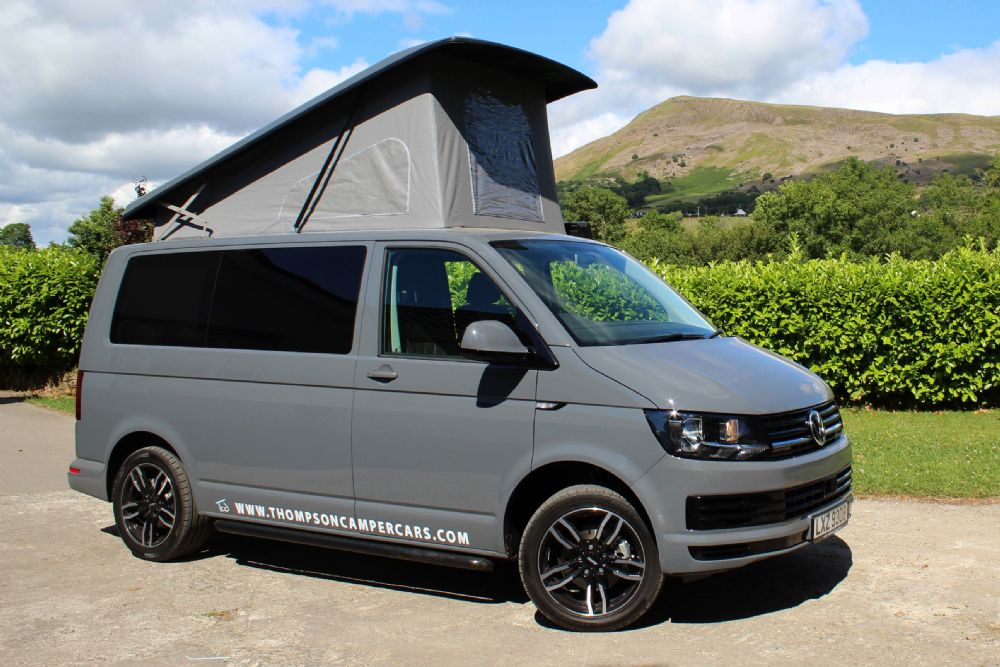 TCC Evolution - New VW Camper | Demonstator Model