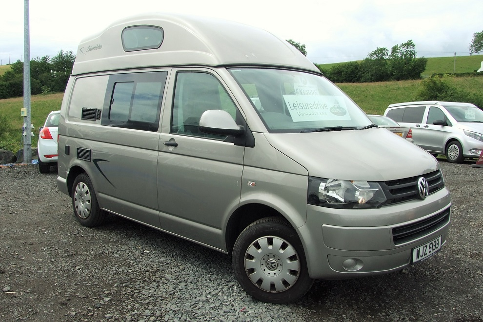 Volkswagen Hightop T5 - Leisuredrive Camper Conversion