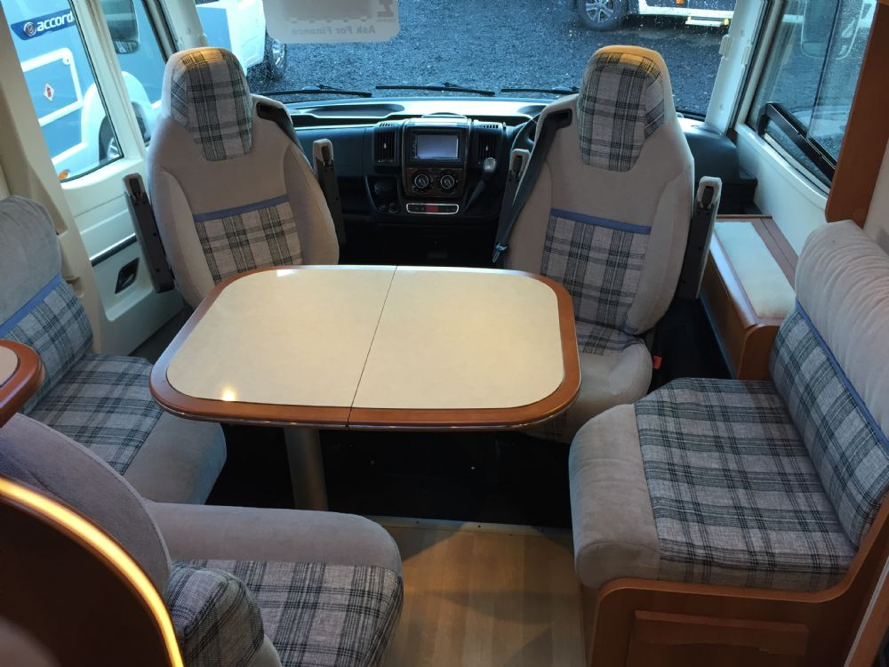 Rapido 9094df Very High Spec For Sale At Thompson