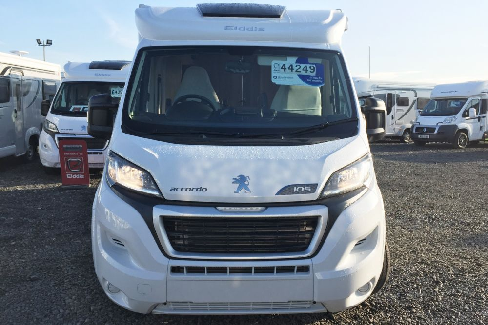 MASSIVE SAVINGS ELDDIS ACCORDO 105