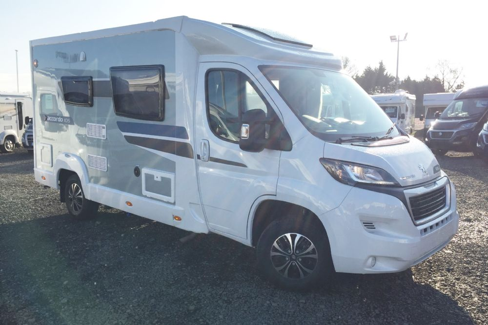 Elddis Accordo 105 - £2700 WORTH OF ACCESSORIES INCLUDED