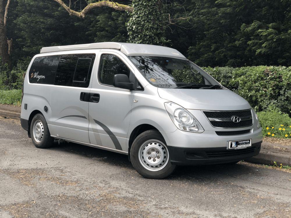 Hyundai iLoad Comfort CRDI 116