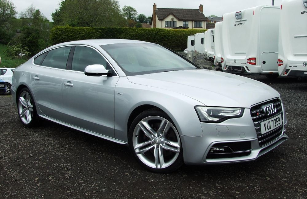 Cheapest 2014 Audi S5 in the UK Just serviced/MOT'd & 2 New Front tyres