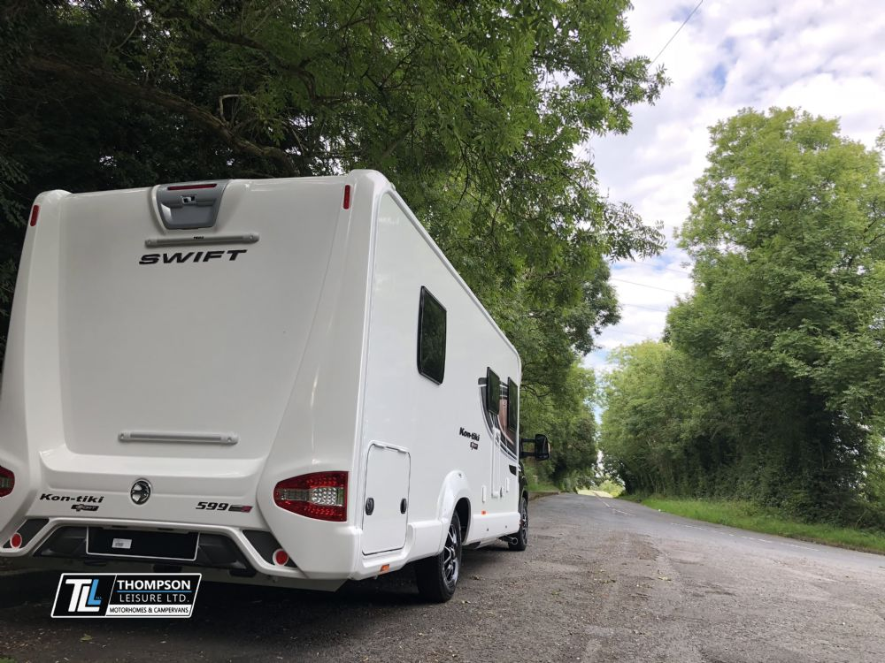 NEW Swift Kon-Tiki Sport 599